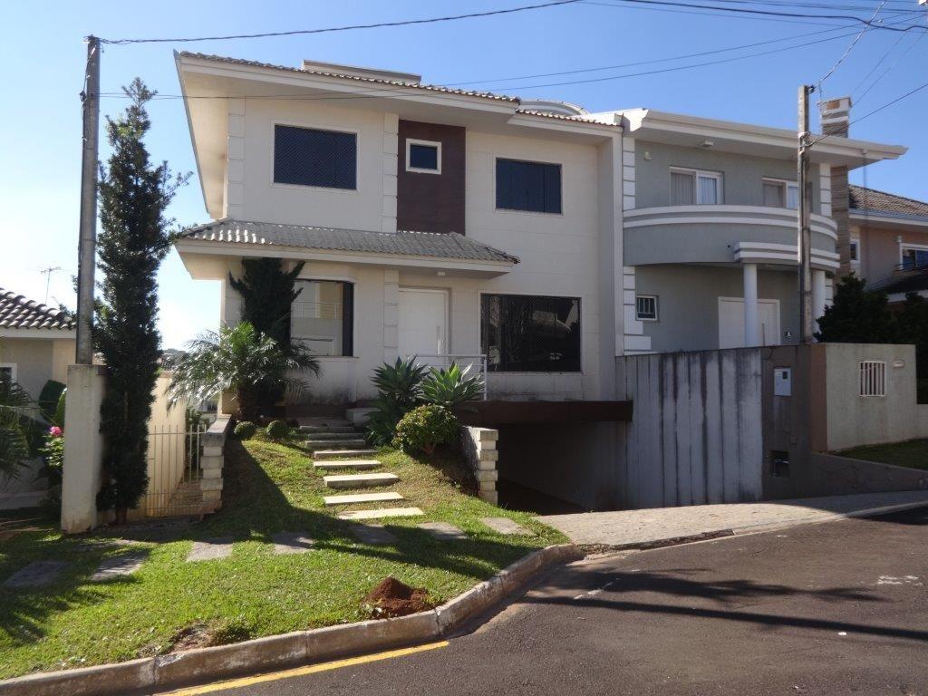 Casa à Venda em Ponta Grossa, Oficinas, 3 quartos, Ref.: 84802-4 - ProcureImóvel
