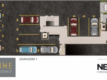 Foto 15 - Apartamento à Venda em Ponta Grossa, Oficinas, 2 quartos, Ref.: 96854-4 - ProcureImóvel