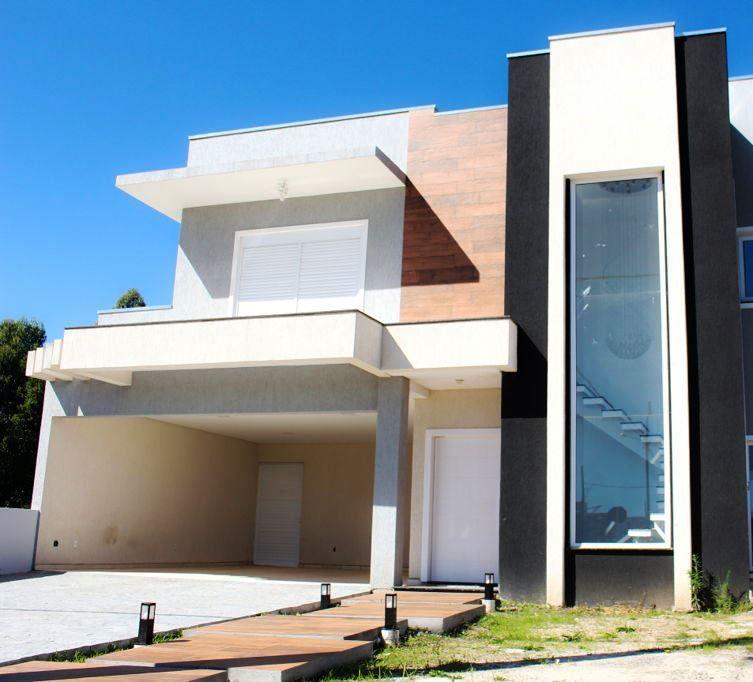 Casa à Venda em Ponta Grossa, Jardim Carvalho, 4 quartos, Ref.: 51763-4 - ProcureImóvel