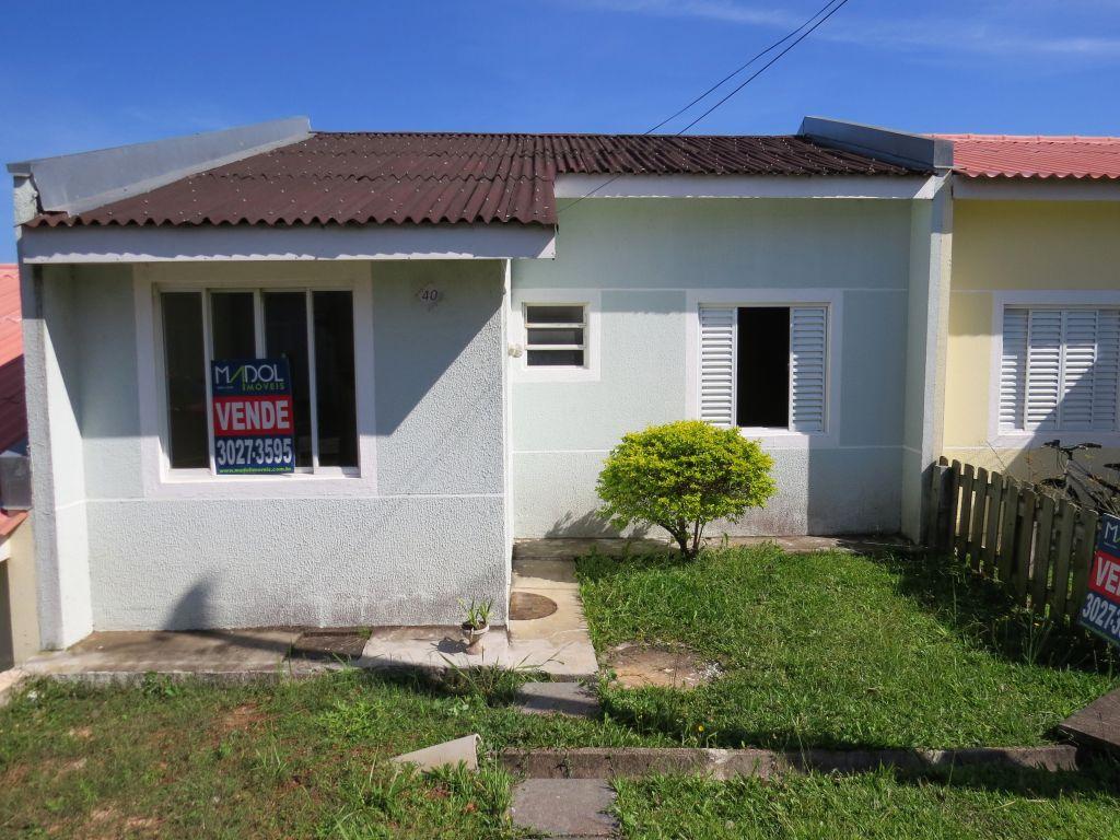 Aluguel - Casa - Casa em Condomínio - PR - Ponta Grossa - Ronda - Rua Professor Cardoso Fontes - Madol Imóveis - 101334-5