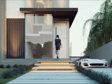 Venda - Casa - Casa em Condomínio - PR - Ponta Grossa - Jardim Carvalho - João Silvio de Lara Machado - Madol Imóveis - 103960-4