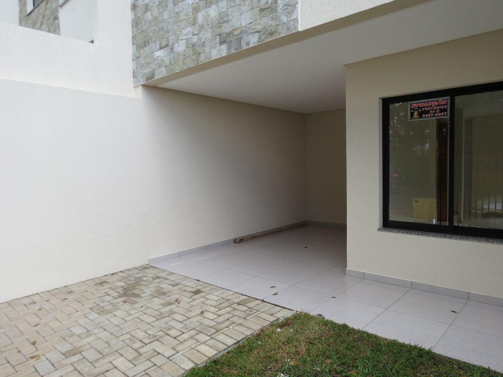 Venda - Casa - Sobrado - PR - Ponta Grossa - Jardim Carvalho - Rua Cândido Xavier de A. E. Souza - Madol Imóveis - 105416-4