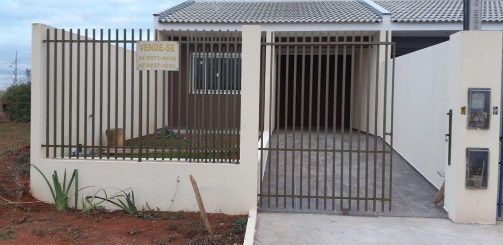 Venda - Casa - Casa - PR - Ponta Grossa - Boa Vista - Rua Bernardino de Campos - Madol Imóveis - 107836-4