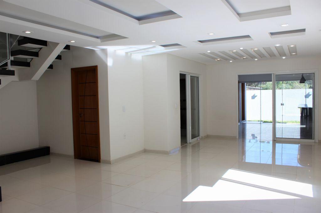 Aluguel - Casa - Casa em Condomínio - PR - Ponta Grossa - Oficinas -  Conjunto Residencial Parque dos Franceses - Madol Imóveis - 111266-5