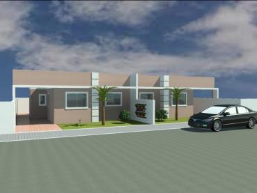 Venda - Casa - Casa - PR - Ponta Grossa - Cará-cará - Rua São José de Calazans - Madol Imóveis - 120128-4
