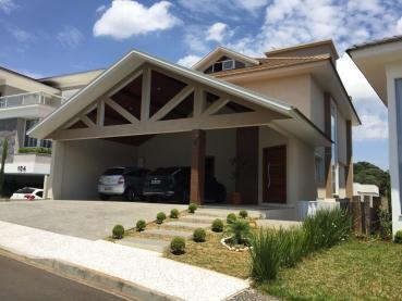 Casa em Condomínio Estrela Ponta Grossa 99666-4
