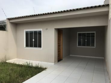 Casa Ponta Grossa 94898-4 - Foto 2