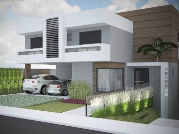 Casa em Condomínio Jardim Carvalho Ponta Grossa 105321-4