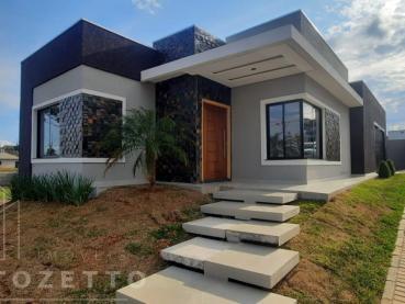 Casa em Condomínio de 110m² à Venda, 3 quartos - Ponta Grossa - Ref. 188798-4