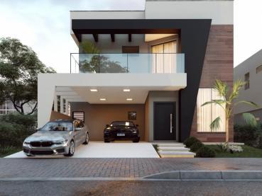 Casa de 340m² à Venda, 3 quartos - Ponta Grossa - Ref. 191288-4