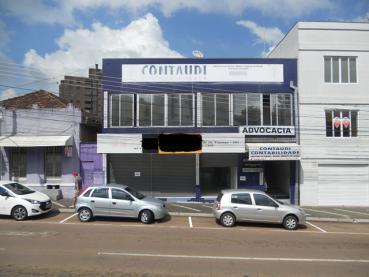 Prédio Comercial Centro Ponta Grossa 120376-4