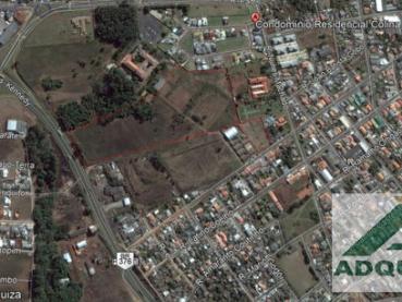 Terreno Contorno / Sta. Paula Ponta Grossa 99714-4