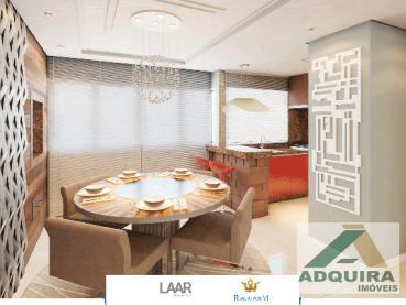Apartamento Estrela Ponta Grossa 104180-4