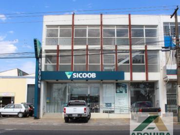 Sala Comercial de 565m² para Alugar - Ponta Grossa - Ref. 110824-5
