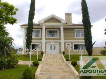 Casa em Condomínio Orfãs Ponta Grossa 117793-4