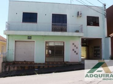Casa Comercial Centro Ponta Grossa 118233-4