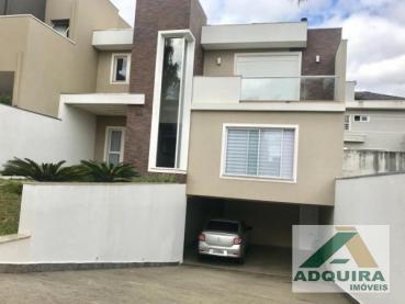 Casa em Condomínio Jardim Carvalho Ponta Grossa 119865-4