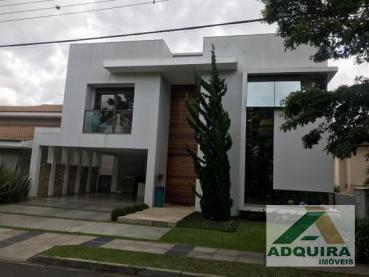 Casa em Condomínio Orfãs Ponta Grossa 119912-4