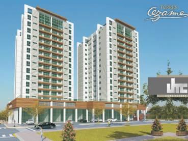Apartamento Oficinas Ponta Grossa 21326-4