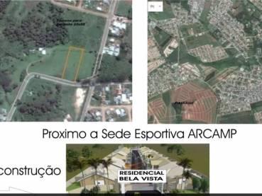 Terreno Uvaranas Ponta Grossa 27634-4