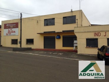 Armazém / Barracão / Depósito / Galpão Uvaranas Ponta Grossa 37915-4