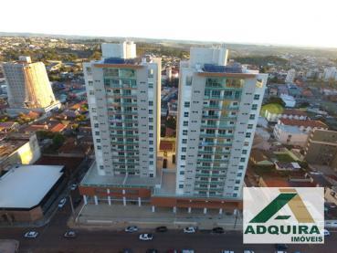 Apartamento Oficinas Ponta Grossa 48297-4