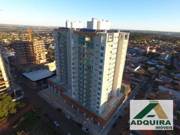 Apartamento Oficinas Ponta Grossa 48298-4