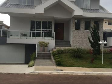 Casa em Condomínio Orfãs Ponta Grossa 65871-4