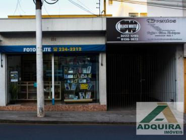 Casa Comercial Centro Ponta Grossa 87430-4