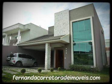 Casa em Condomínio Jardim Carvalho Ponta Grossa 102299-5