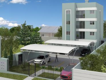 Apartamento Jardim Carvalho Ponta Grossa 109982-4