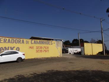 Armazém / Barracão / Depósito / Galpão Chapada Ponta Grossa 111089-4