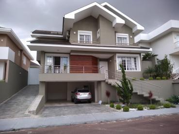 Casa em Condomínio Orfãs Ponta Grossa 125713-4