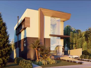 Casa em Condomínio Jardim Carvalho Ponta Grossa 103960-4