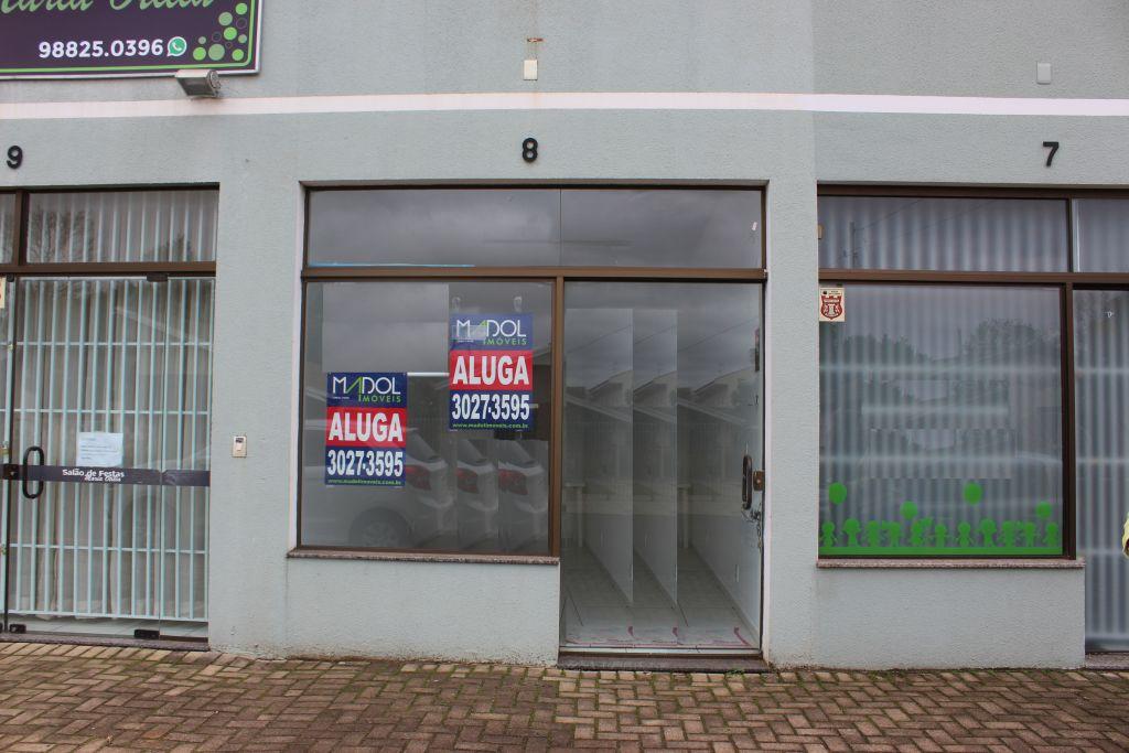 Aluguel - Comercial - Sala Comercial - PR - Ponta Grossa - Colônia Dona Luiza - Rua Freud - Madol Imóveis - 105325-5