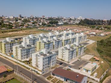 Apartamento Orfãs Ponta Grossa 107833-4