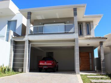 Casa em Condomínio Oficinas Ponta Grossa 111266-5