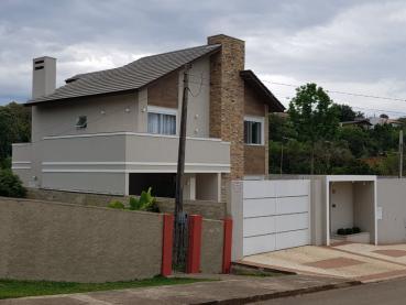 Sobrado de 179m² à Venda, 3 quartos - Ponta Grossa - Ref. 126172-4