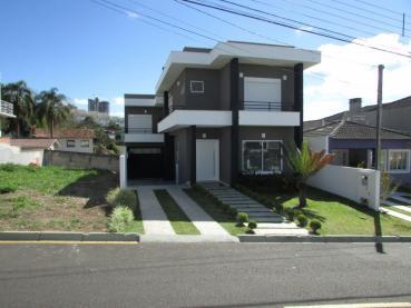 Casa em Condomínio Oficinas Ponta Grossa 105087-4