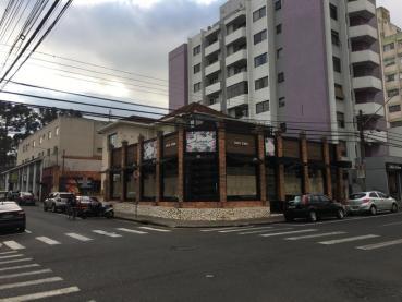Sala Comercial Centro Ponta Grossa 111019-5