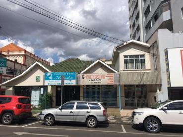 Sala Comercial Centro Ponta Grossa 118623-5